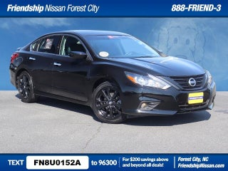 Used Nissan Altima Forest City Nc